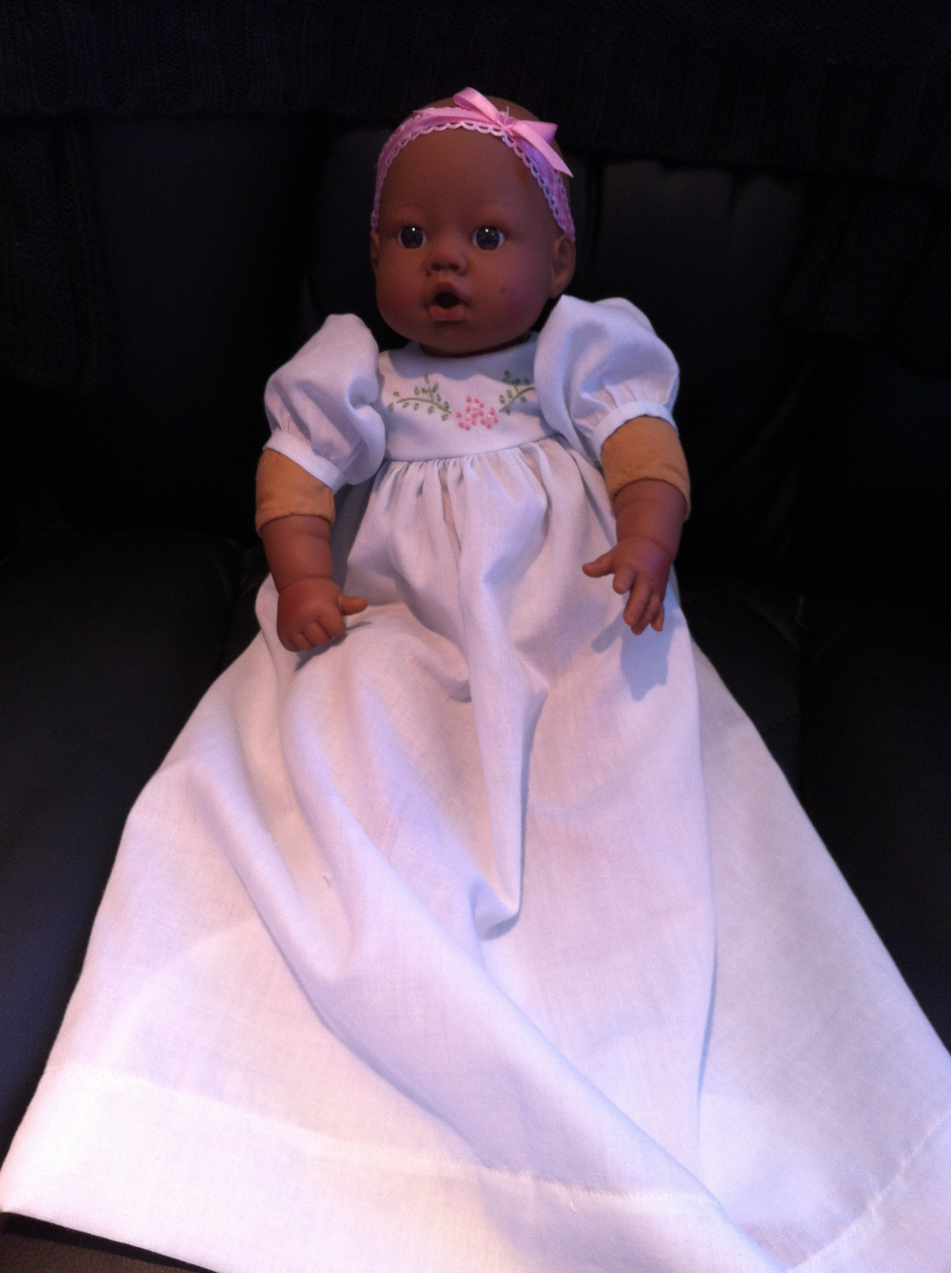 Preemie Gowns   DeborahFillmer.com