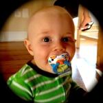 Baby Luke 7-9-12