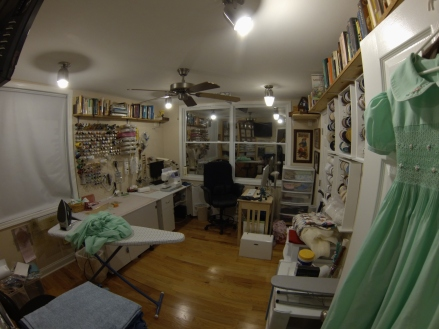 My Sewing Room - 12-31-12