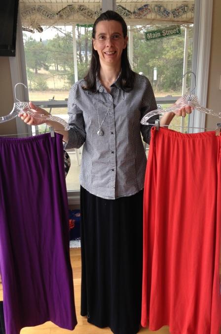 New Maxi-Skirts