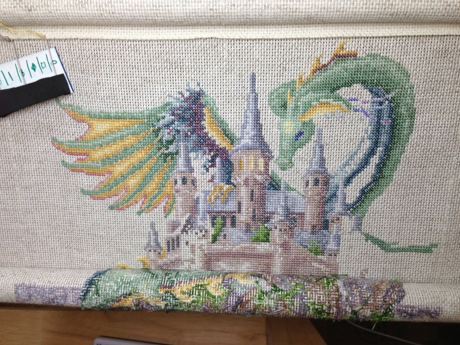 T. Wentzler Dragon Progress