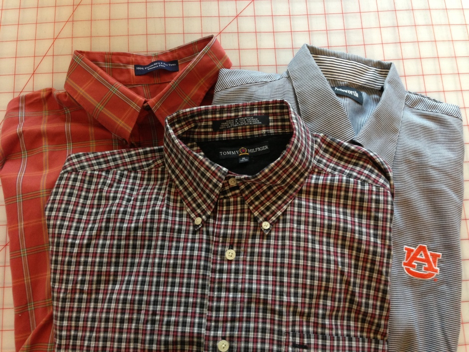 Men's Shirts in L and XL