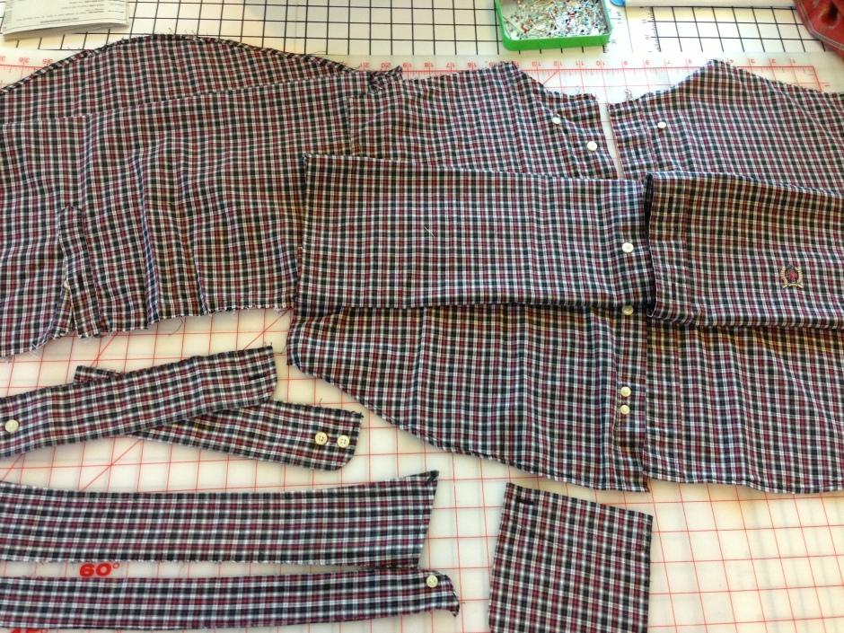Shirt Parts