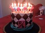 Mad Hatter's Cake
