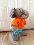 Brick the Elephant