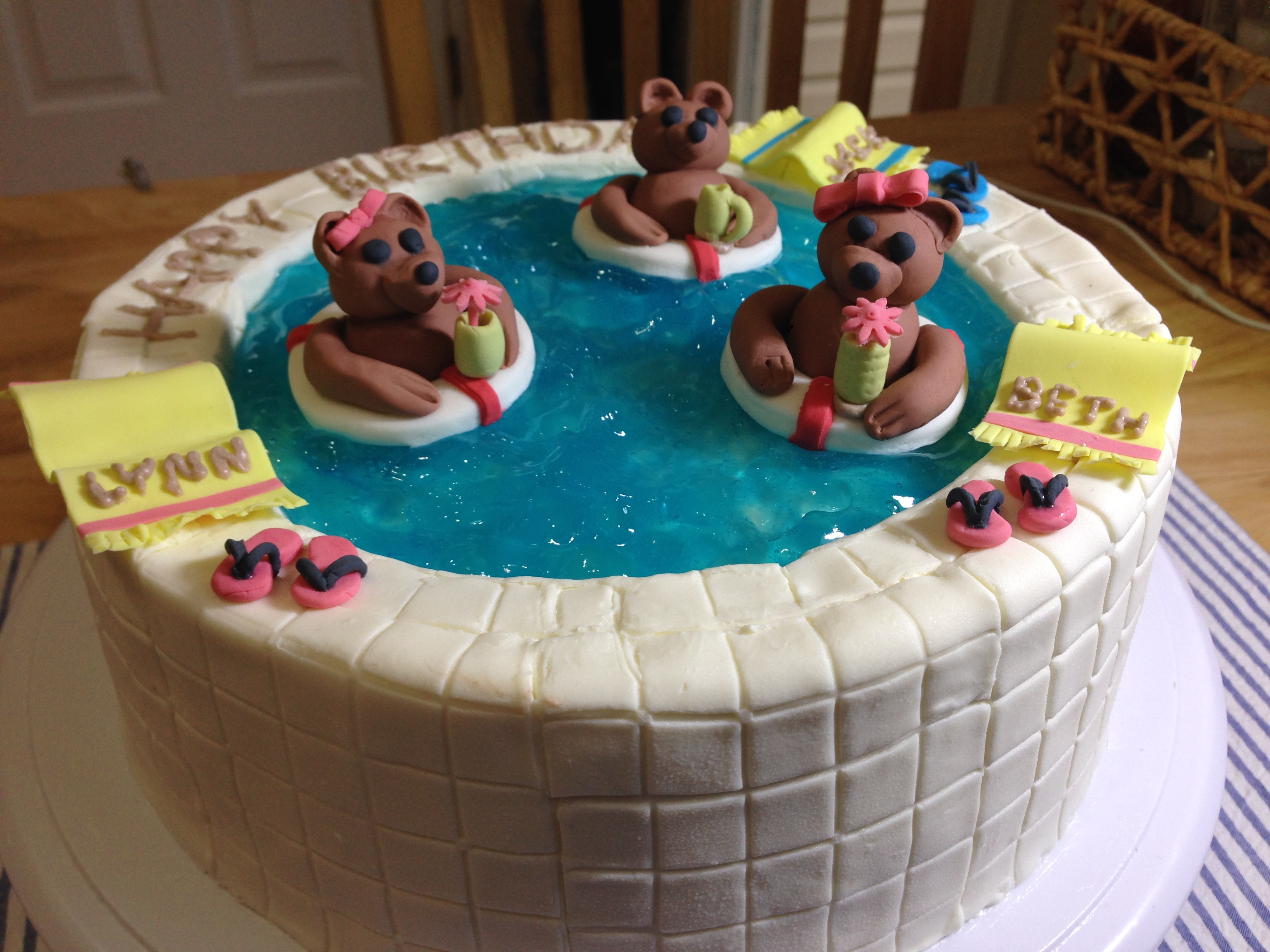 Cake Decorating   Renewed interest in an old hobby DeborahFillmer.com