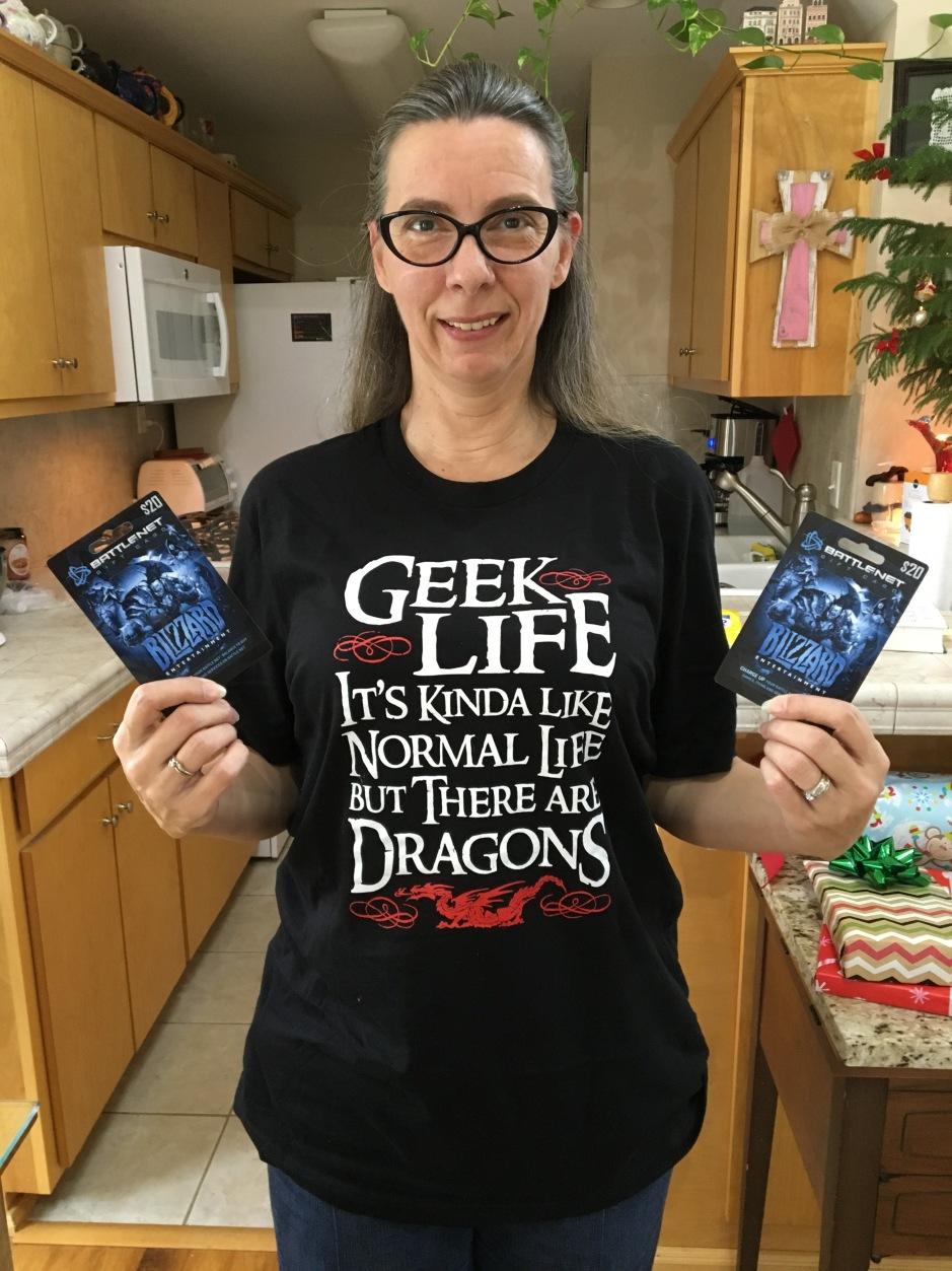 Geeky Christmas