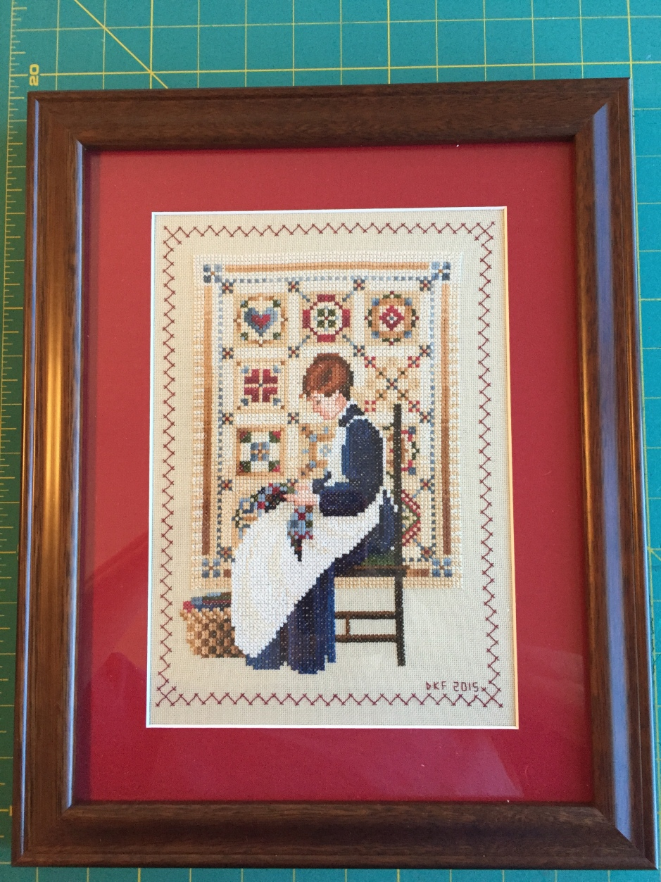 The Quilter