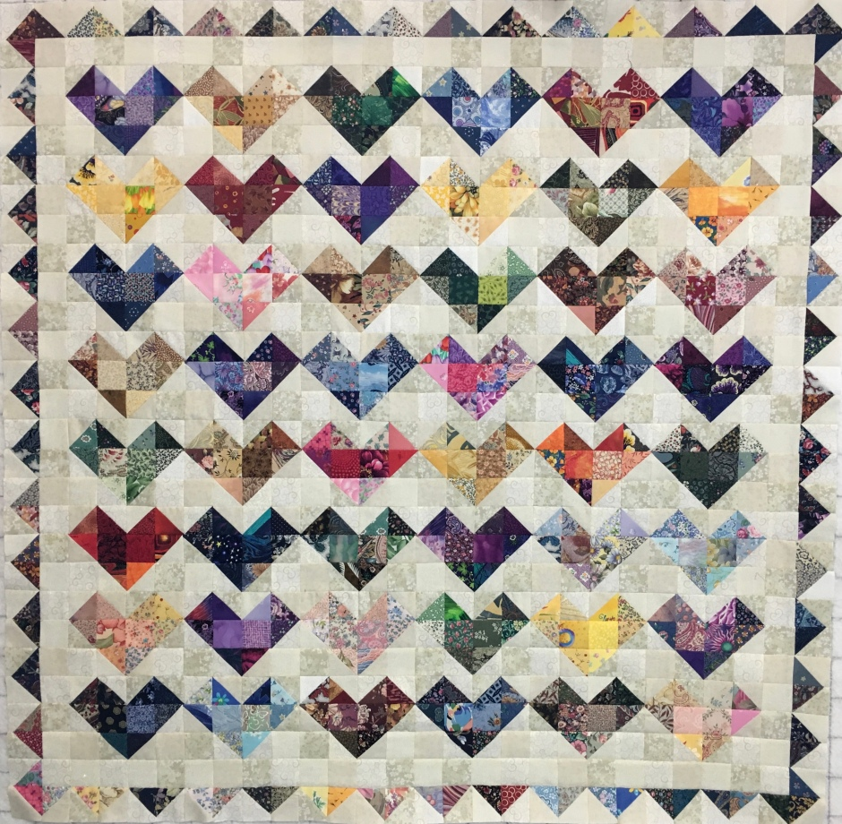 Brodys Quilt Take 2
