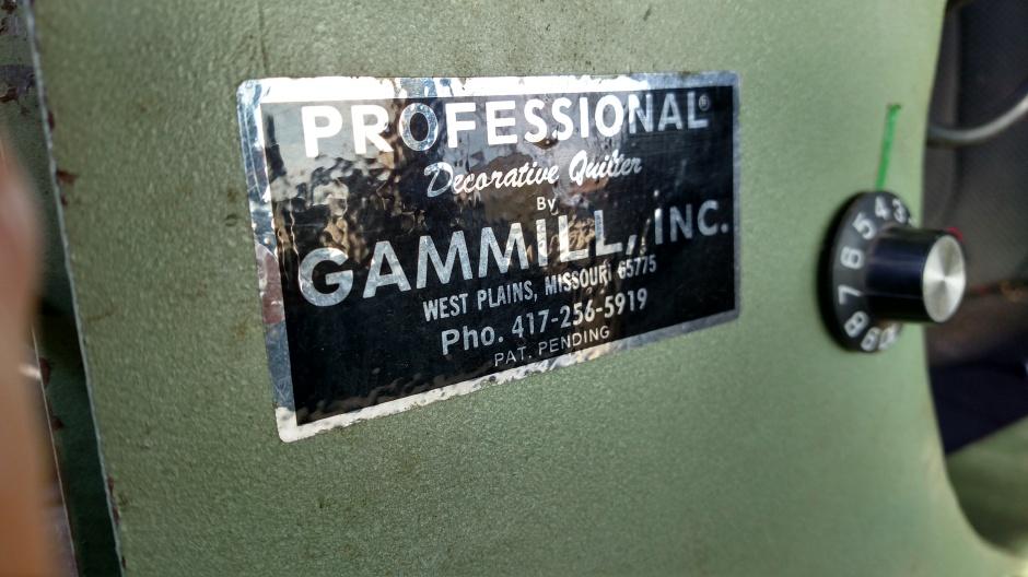 Gammill PDQ